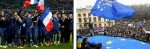 France-Ukraine on Tuesday. Ukraine-EU on Sunday.